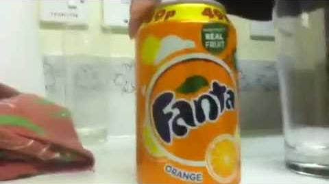 Fanta Orange Review