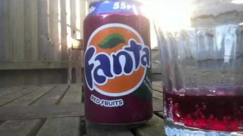 Fanta Red Berry Review