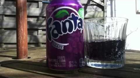 Fanta Grape Review!