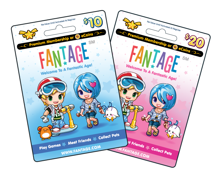 Fantage Game Card | The Fantage Wiki! | FANDOM powered by Wikia