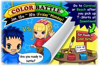 Color Battle 2010