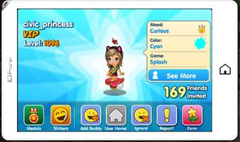 Civic princess