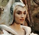 Weiße Hexe