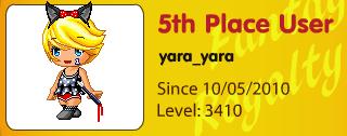 Card Yara yara
