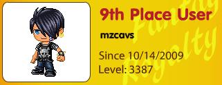 Card Mzcavs