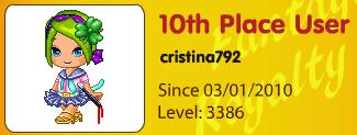 Card Cristina