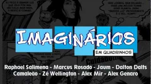 Imaginários em Quadrinhos