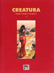 Druuna - Creatura - Cover