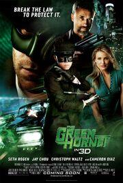 Green hornet0