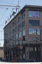 Wikia and Wired Building location-9387