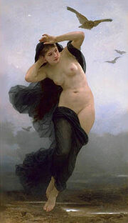 220px-William-Adolphe Bouguereau (1825-1905) - La Nuit (1883)