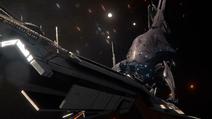 Reaper Destroyer boarding action