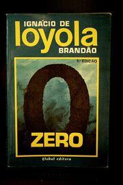 13 - Ignácio De Loyola Brandão - Zero