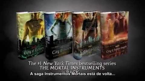 Book Trailer - Cidade das almas perdidas