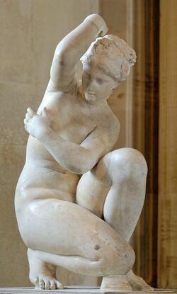 Crouching Aphrodite