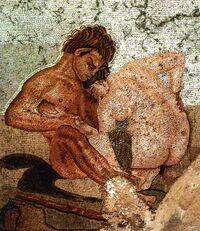 SatyrNymphHousepompeia