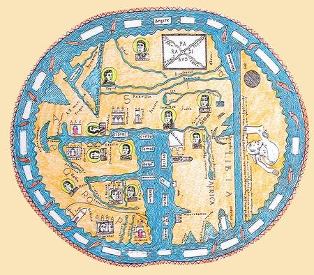 Beatus map