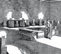 Templeinterior