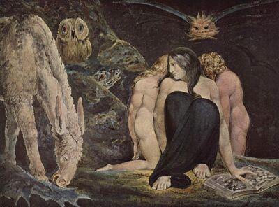 William-Blake-Hecate