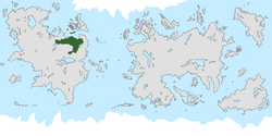 Location of Glaray on the world map.