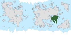 Location of Danskanksova on the world map.