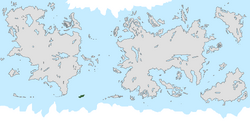 Location of Demonica on the world map.