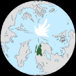 Location of Orangina on the globe.
