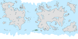 Location of Ice Crest on the world map.