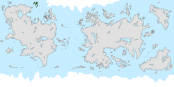 Location of White Havens on the world map.