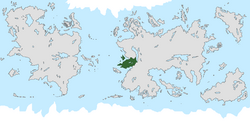 Location of Beklium on the world map.