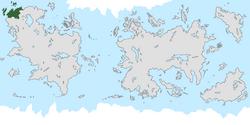 Location of Orangina on the world map.