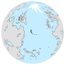Location of Áredival on the globe.