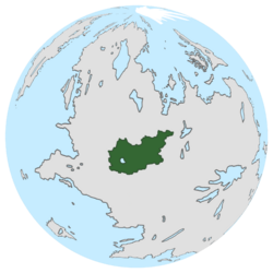 Location of Freyhurst on the globe.