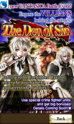 The Den of Sin