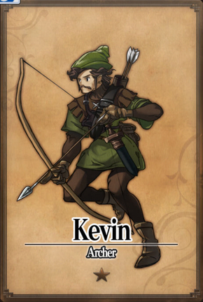 Kevin - Archer