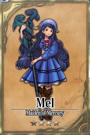 Mel maiden of mercury