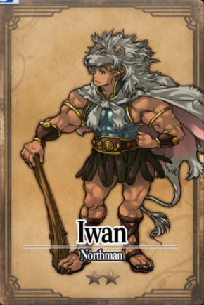 Iwan - Northman