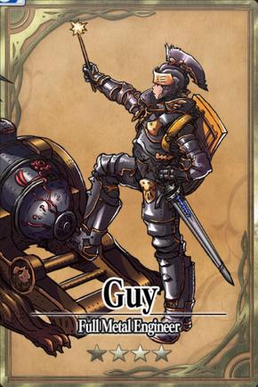 Guy - Full Metal Engineer