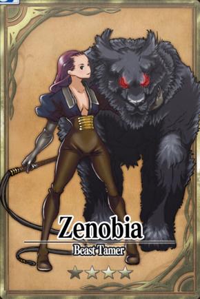 Zenobia - Beast Tamer