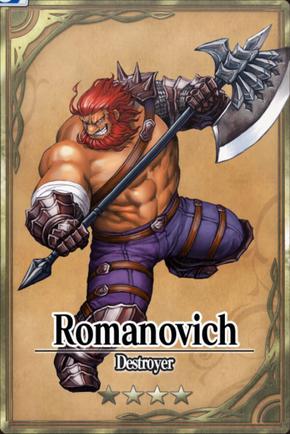 Romanovich