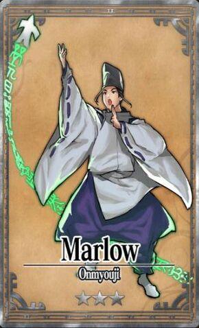 Marlow f