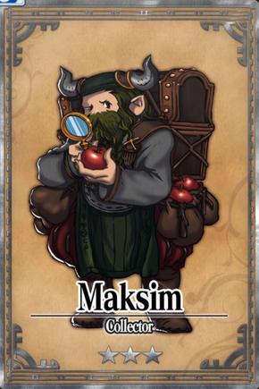 Maksim - Collector