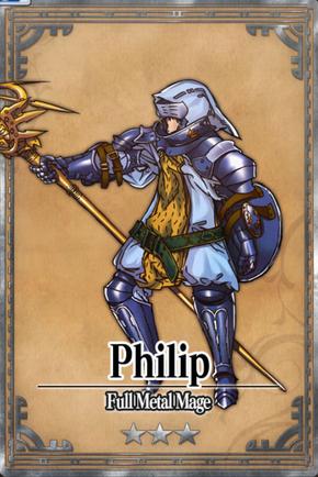 Philip - Full Metal Mage