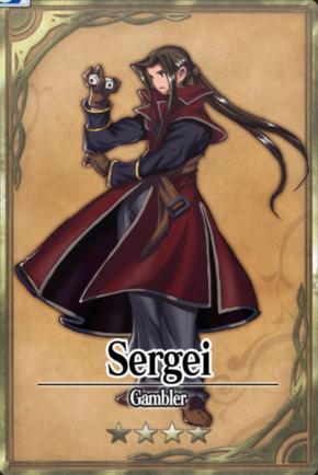 Sergei - Gambler