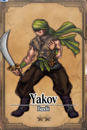 Yakov - Bandit