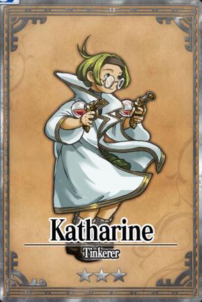 Katharine - Tinkerer