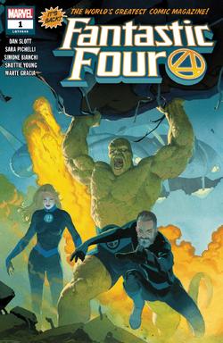 Fantastic Four Vol 6