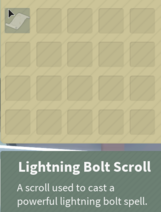 LightningBoltScrollDatamineScreenshot