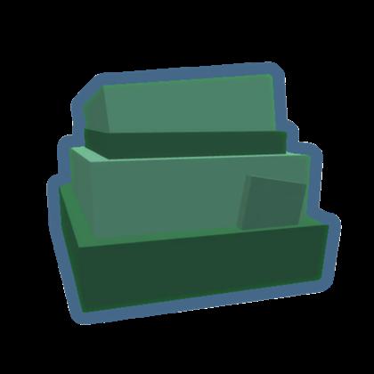 Green Beanie Large