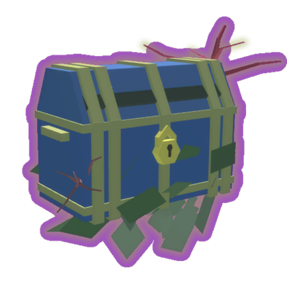 Deep Sea Treasure Chest